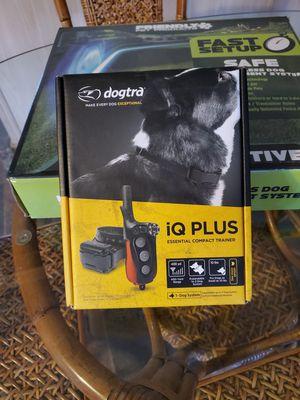 Dogtra iq plus dog training collar brand new! for Sale in Mayer, AZ