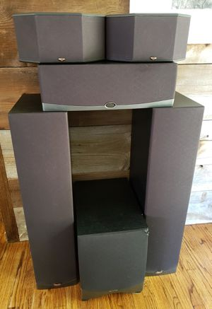 Klipsch Reference Series Home Theater Surround Sound Speakers for Sale in Windsor Locks, CT