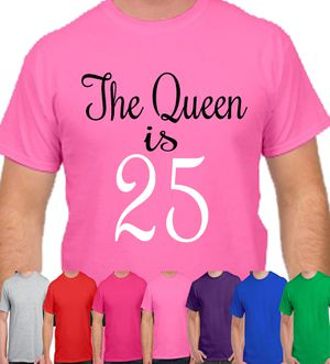 The Queen is Tshirt for Sale in Houston, TX