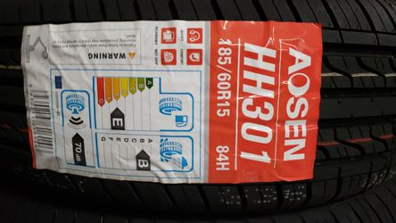 Aosen tires!! for Sale in Baldwin Park,  CA