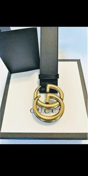 Brand new Authentic Gucci belt Unisex fits waist sz 30 28 26 for Sale in Arlington, TX