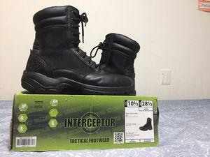 Interceptor Tactical Boots for Sale in Vienna, VA