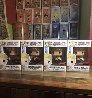Funko POP! Naruto (Hokage) AAA Anime Exclusive for Sale in Carrollton, TX