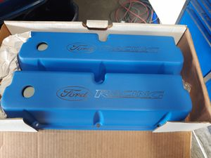 Ford Racing Valve Covers 302 5.0 (New) for Sale in Arvada, CO