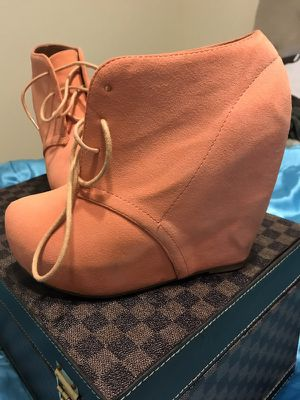 Size 8 Boot wedges for Sale in West Palm Beach, FL