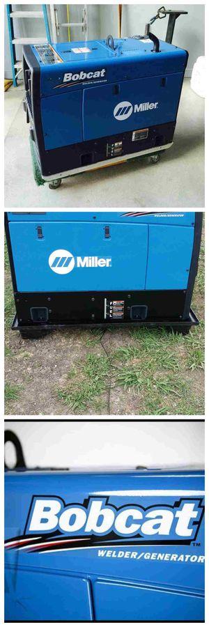 2015 Bobcat Miller 250 EFI for Sale in US