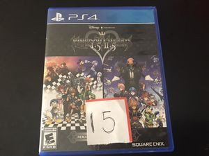 Kingdom hearts bundle in one for Sale in Vallejo, CA