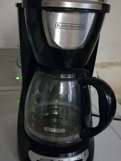 Black+Decker Drip Coffee Maker for Sale in Troutdale,  OR