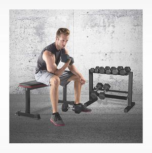 Cap Barbell 2-Tier Dumbbell Rack for Sale in North Las Vegas, NV
