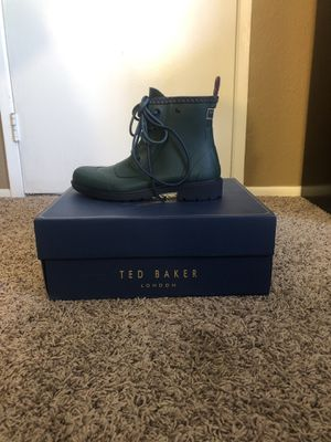 Ted Baker Epsalo Rain Boot Shoes sz 9 Brand New for Sale in Ontario, CA