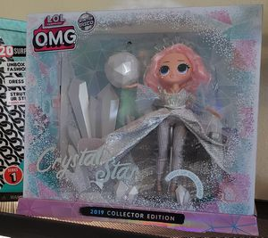 LOL Doll. OMG Crystal star for Sale in Lakeside, CA