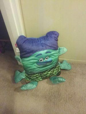 Troll pillow for Sale in Southfield, MI