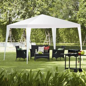 10'x10' Gazebo Pavilion Cater Canopy Wedding Party Tent Outdoor Use for Sale in Henderson, NV