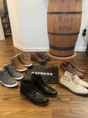 EXPRESS men's shoes. New. Sizes 9-12. Prices $25+ for Sale in Lexington, KY