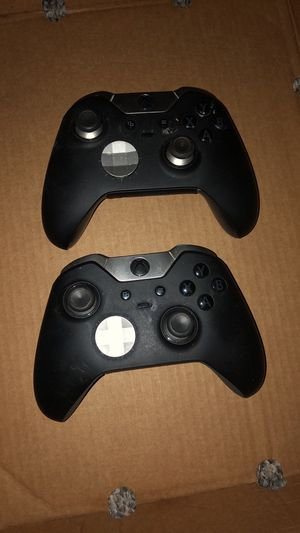 Elite Xbox controllers for Sale in Weston, WV