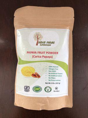 Papaya Fruit Powder for Sale in Cartersville, GA