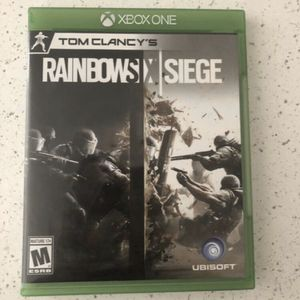 Rainbow Six Siege - Xbox One Mint condition for Sale in San Diego, CA