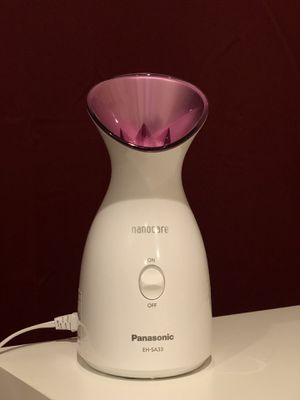 Panasonic EH-SA33-P Pink Facial Steamer for Sale in Los Angeles, CA
