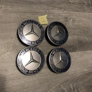 Used Mercedes Benz OEM Center Caps for Sale in Orlando, FL