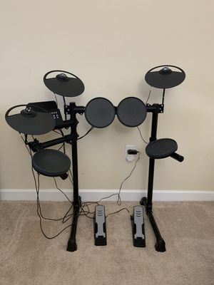 Yamaha DTX 400K Electronic Drum Set for Sale in Miami, FL