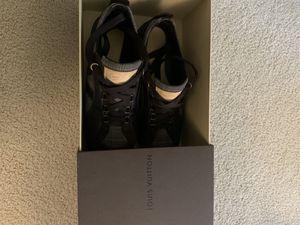 Louis Vuitton sneakers size 10 for Sale in Renton, WA