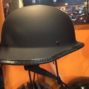 New Low Profile Dot German Motorcycle Helmet $80 for Sale in Whittier, CA