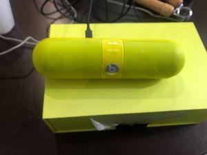 beats by dr. dre pill Bluetooth speaker for Sale in Oceanside, CA