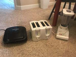 Kitchen Supplies Working good condition Cheap for Sale in Houston, TX