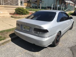 1997 Honda Civic Coupe 2D for Sale in Camden, NJ