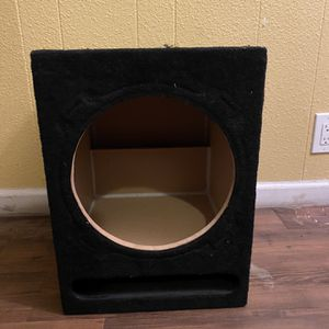 Subwoofer sealed Box for Sale in Tijuana, MX