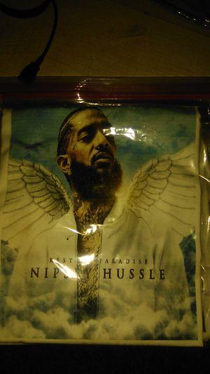 Nipsey Hussle tee for Sale in Montclair, CA