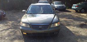2007 Hyundai Azera Unlimited for Sale in Hyattsville, MD