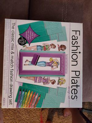 Fashion Plates for Sale in Alta Loma, CA
