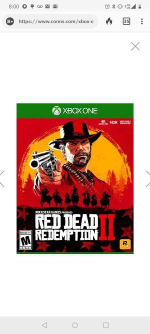 Xbox One S Minecraft & Red Dead Redemption II Bundle for Sale in Austin, TX