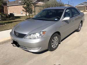 2006 Camry LE Low miles- 85K, Leather for Sale in San Antonio, TX