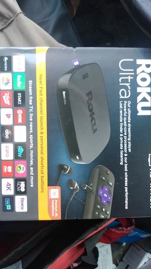 Roku ultra HD 4K HDR brand new in box for Sale in San Diego, CA
