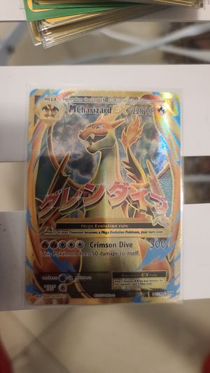 Charizard Pokemon Card for Sale in Miami, FL