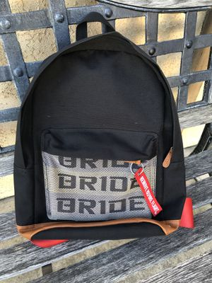 Sparco bride backpack for Sale in Modesto, CA