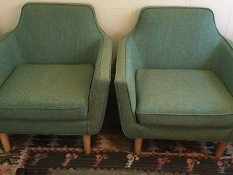 Mid century chairs for Sale in Fresno,  CA