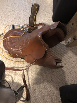 Horse saddle/adult and kid for Sale in Woodbridge, VA