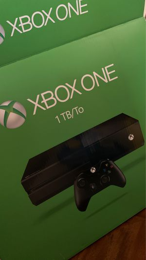 Xbox One 1 TB for Sale in Colesville, MD