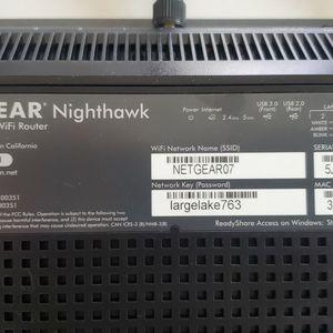 Netgear Nighthawk smart WiFi router for Sale in Ventura, CA