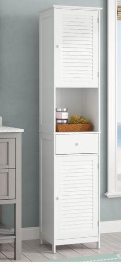 Bathroom Cabinet/Shelving/Linen Tower for Sale in Denver,  CO