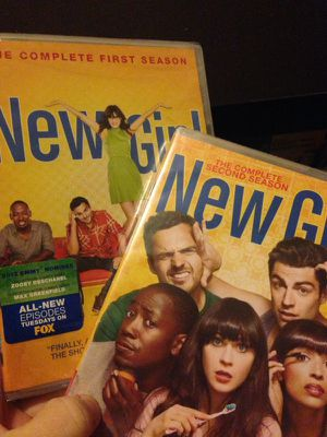 New girl dvds for Sale in New York, NY