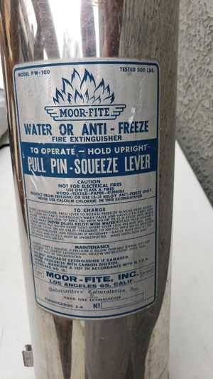 Fire extinguisher for Sale in West Covina, CA