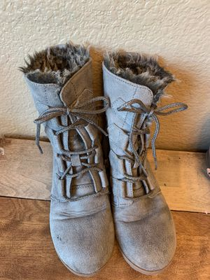 Stevies Girls boots size 1 for Sale in Dixon, CA
