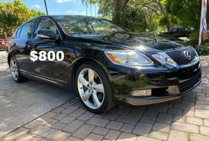 💪Lexus GS 2010 clean title (by owner)-$800 for Sale in Port St. Lucie, FL