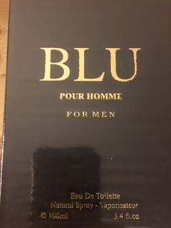 BLU POUR HOMME FRAGRANCE FOR MEN for Sale in Dallas,  TX