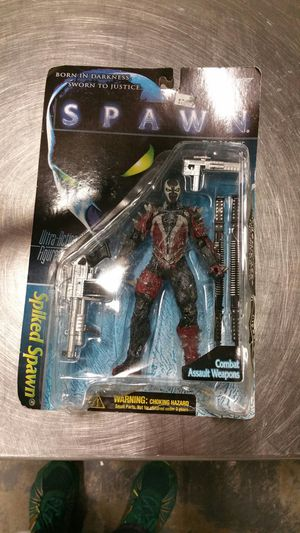 SPAWN ACTION FIGURE for Sale in Woburn, MA