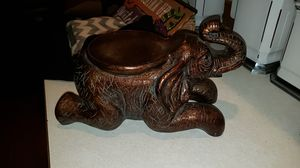 Elephant plant stand for Sale in Kent, WA